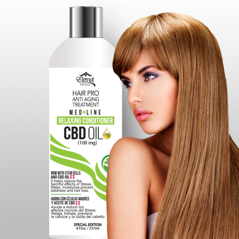 Relaxing Conditioner 100mg 8oz Eternal Beauty Health